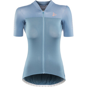 Craft Hale Glow Jersey Damen shore/boost